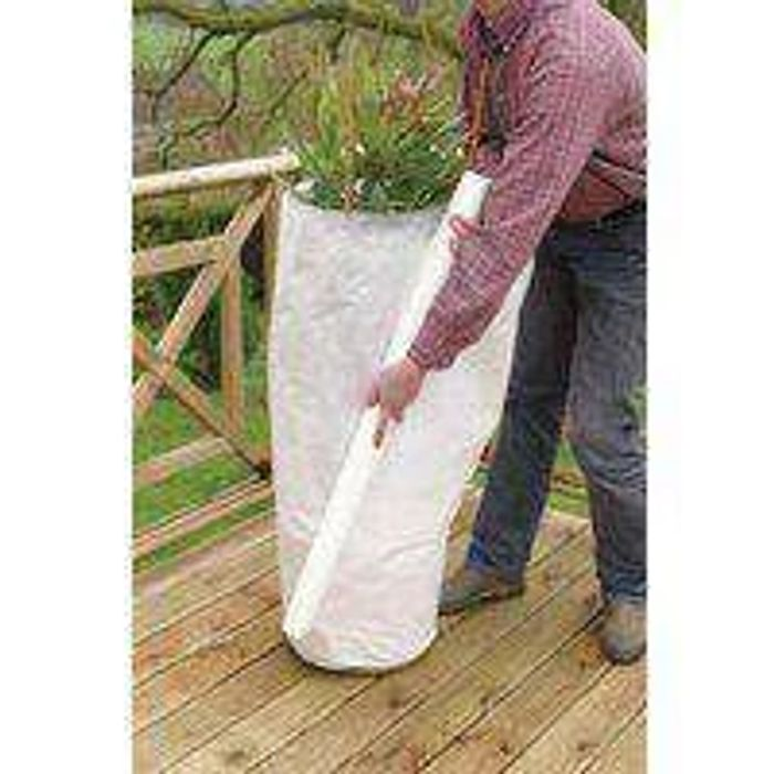 Frost Fleece 16x1m Heavy Duty Protection for Plants & Seeds