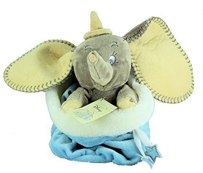 Disney Classic Magical Beginnings Plush in Gift Box - 26cm Dumbo FREE DELIVERY