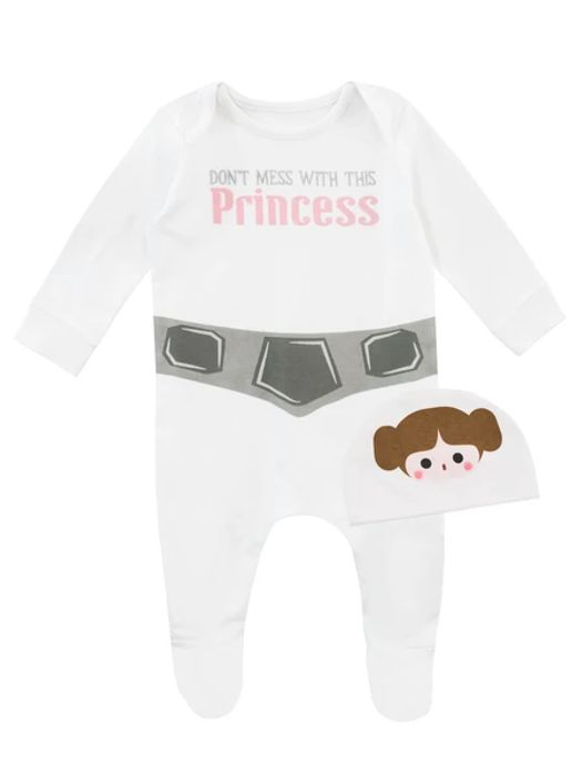 Best price Star Wars Baby Sleepsuit and Hat