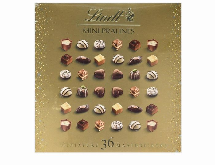 Lindy Chocolate Mini Pralines