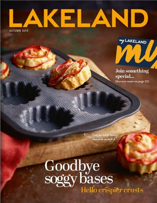 Free Lakeland Catalogue