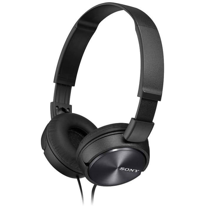 Sony Mdrex310 Headphones Black