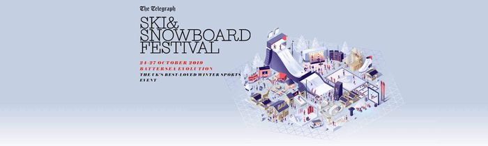 The Telegraph Ski & Snowboard Festival at Battersea, up to 25% Off