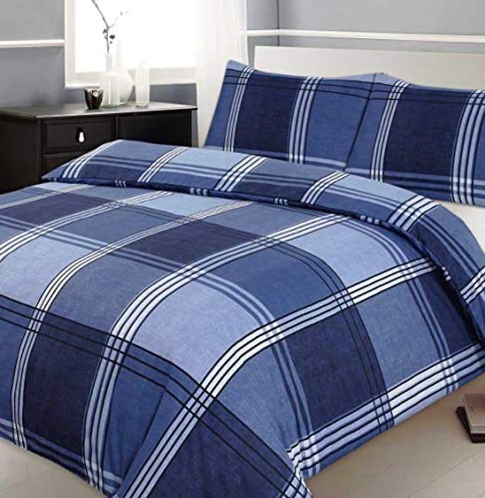Velosso Single Bed Duvet/Quilt Cover