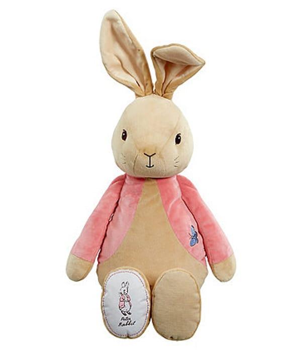 Peter Rabbit Giant Flopsy Plush 50% Off