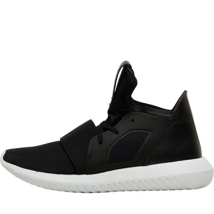 *SAVE £68* Adidas Original Womens Tubular Defiant Trainers Black Sizes 3.5 > 8.5