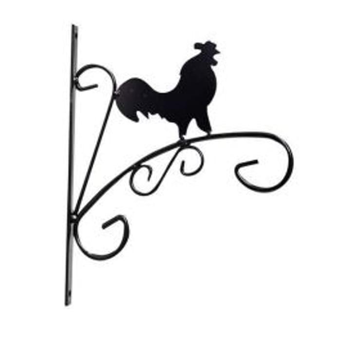 Wildlife Hanging Basket Bracket *Rabbit, Bird & Squirrel Available Too