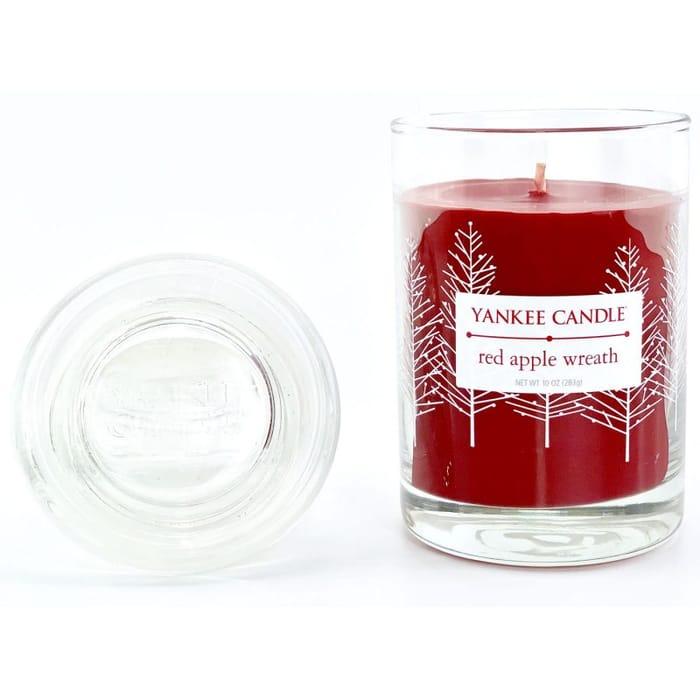 Yankee Candle Red Apple Wreath Tumbler