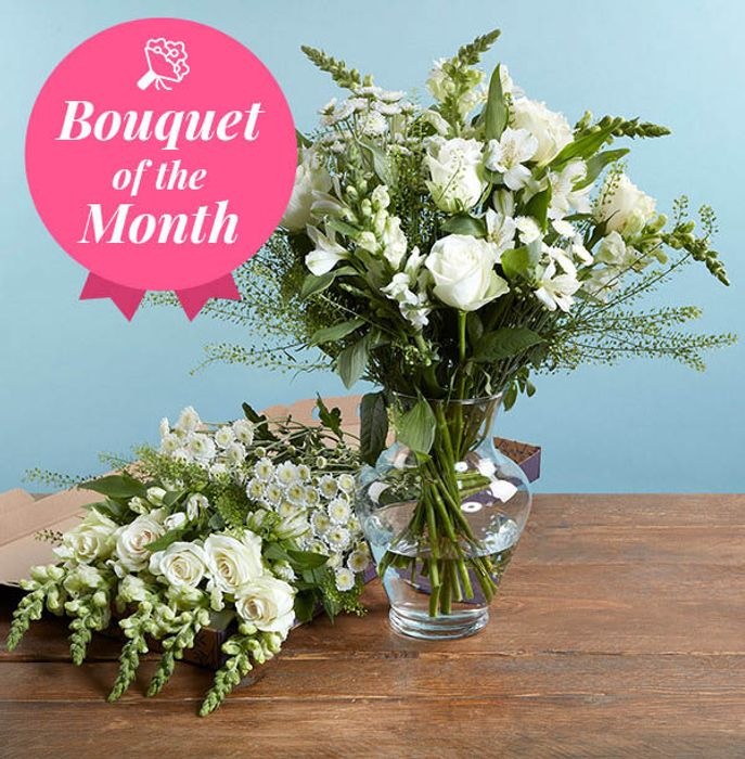 £5 off Bouquet of the Month Orders at Funky Pigeon