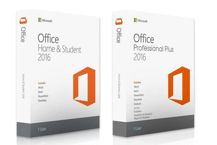 Microsoft Office 2016 for Windows - 2 Options!