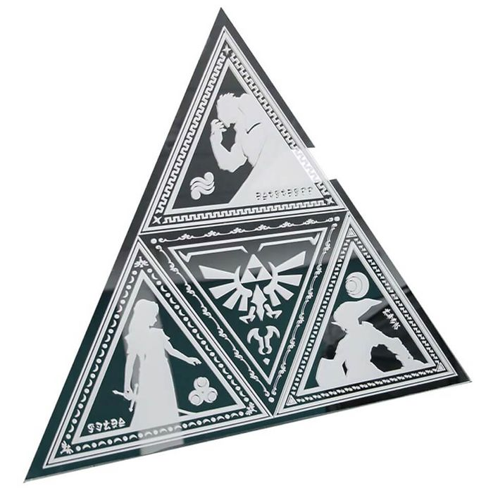 Cheap The Legend of Zelda Triforce Mirror with £20 Discount - Great buy!