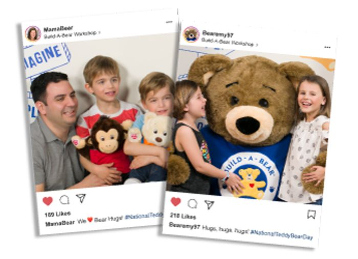 Post a Pic and Help Donate 50,000 Bears to Children with the NSPCC & BAB
