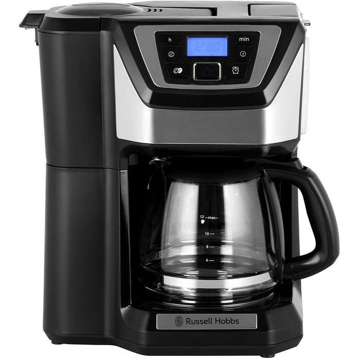 Cheap Russell Hobbs Chester Grind & Brew Filter Coffee Machine - Save £80