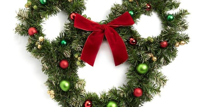 Disney Christmas Wreath