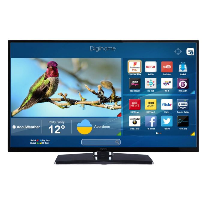 *SAVE £230* Digihome 55 Inch 4K Ultra HD Smart LED TV with Freeview HD
