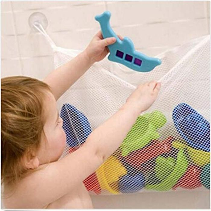 Cheap Eleusine Convenient Children Home Bath Tub Toy Bags - Only £1.51