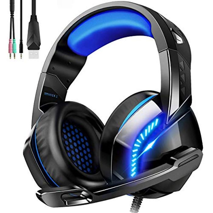 Cheap Gaming Headset for PS4 PC Xbox £9.99 with Discount Code