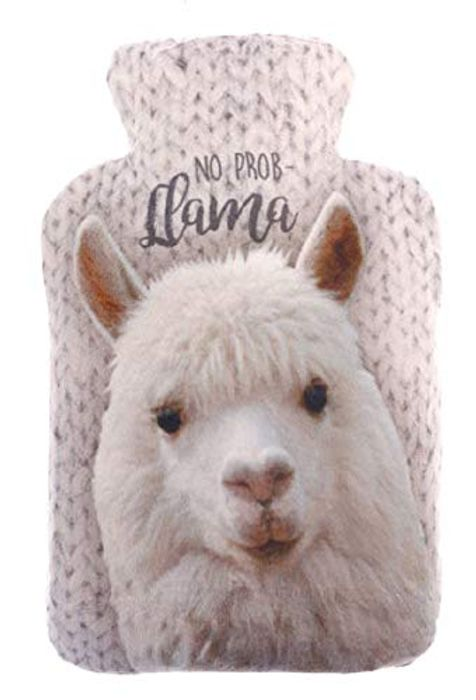 OCTAVE Snugg Plush Wheat Bottle Pack [No Prob Llama] FREE DELIVERY