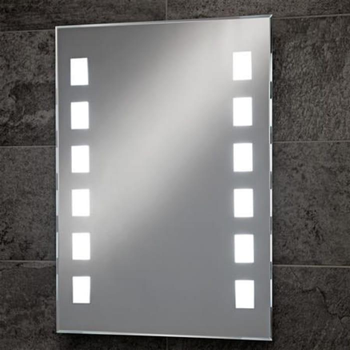 *SAVE over £100* 500 X 700 Illuminated Mirror - Hemera Range