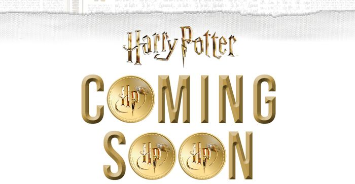 Harry Potter Coins Are Coming Soon!