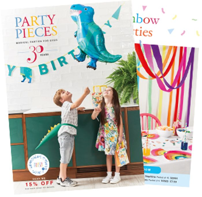 Free Party Pieces Catalogues