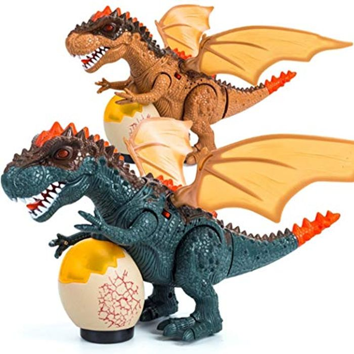 Electronic Walking Dinosaur 70% off + Free Delivery