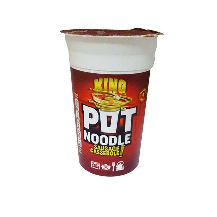 Pot Noodles 114g Only 99p at Fulton Foods and Pound Stretcher