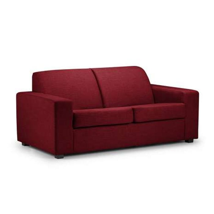 HALF PRICE 3 Seater Fabric Sofa Bed