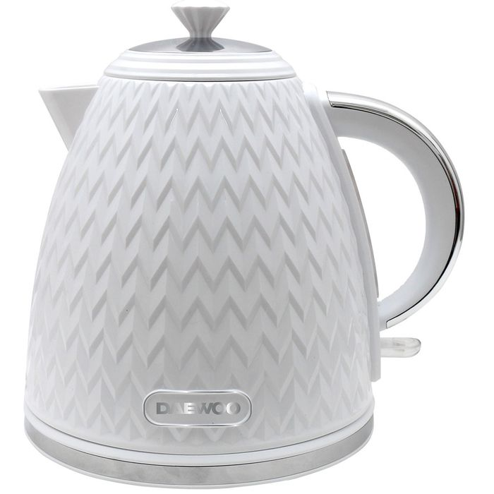 Save£10/ a Third on Daewoo Stylish Kettles.