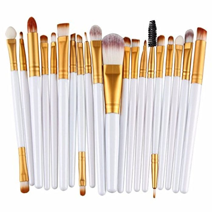20pc Brush Set