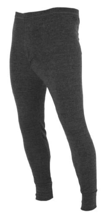 Socks Uwear Mens Winter Thermal Long John Underwear Grey Size L FREE DELIVERY