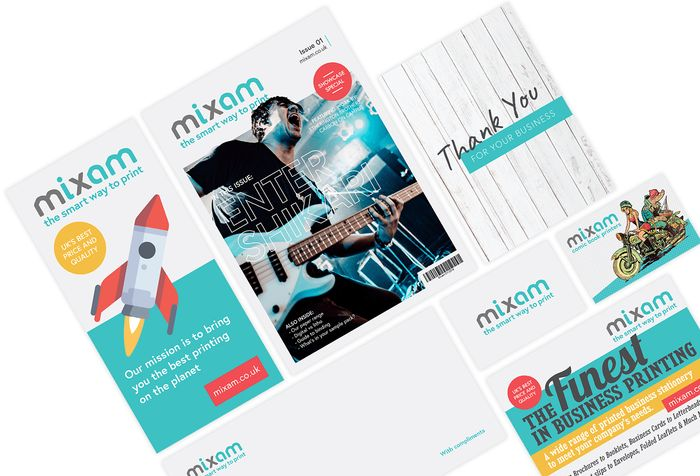 FREE SAMPLE PACK from Mixam