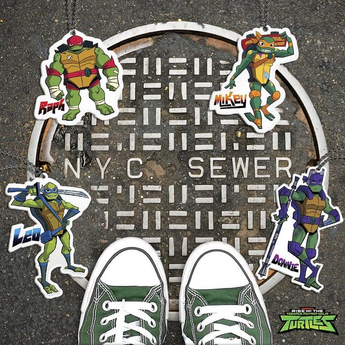 Free Ninja Turtles Stickers