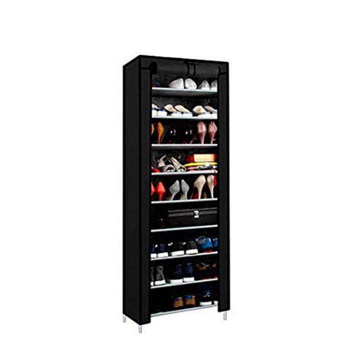Dustproof Shoes Rack Organizer