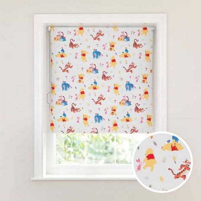 Winnie the Pooh Blackout Roller Blind