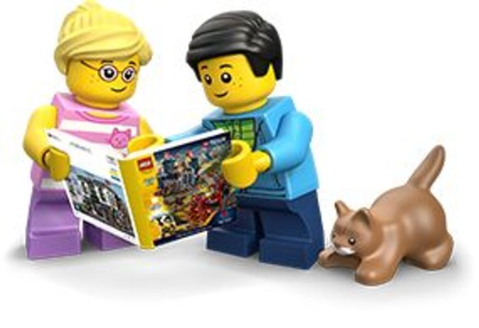 Free Lego Catalogue