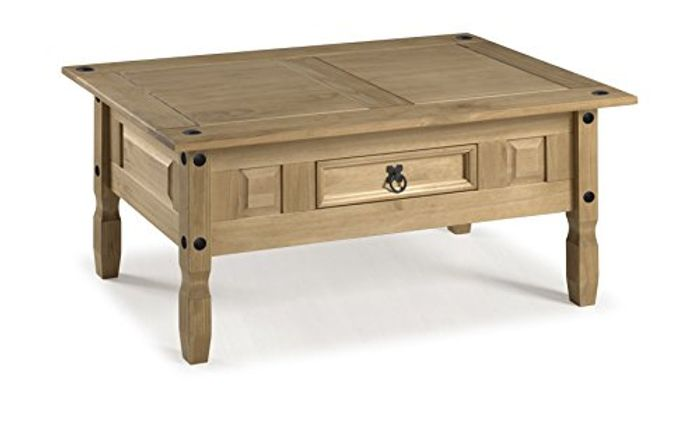 Solid Pine Coffee Table - Save £36