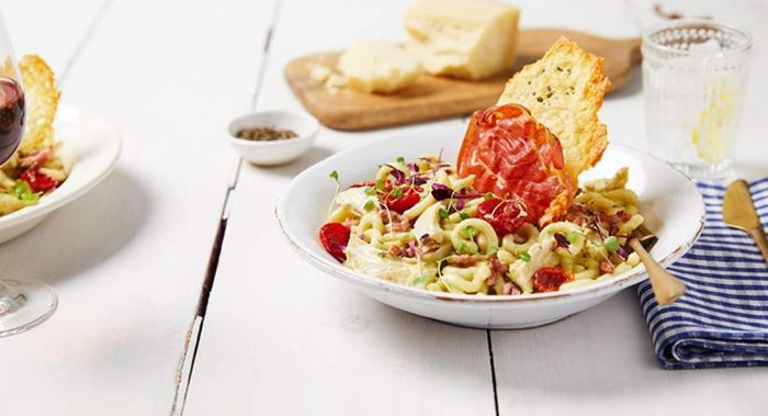 Free Dish from Bella Italia, Cafe Rouge, or Las Iguanas - Vodafone Customers