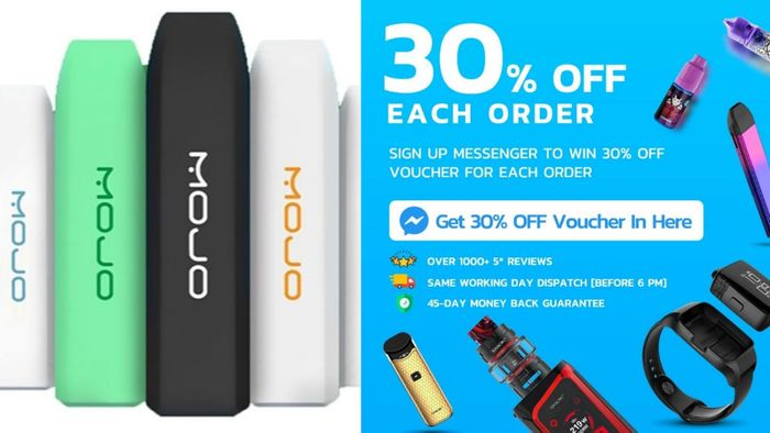 Vape Shop UK - 30% off Storewide with Free Delivery!