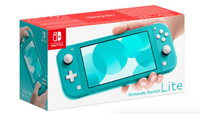 Nintendo Switch Lite Console - Turquoise Only £199