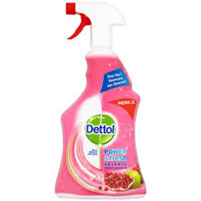 Dettol Power & Fresh Cleaning Spray Pomegranate & Lime