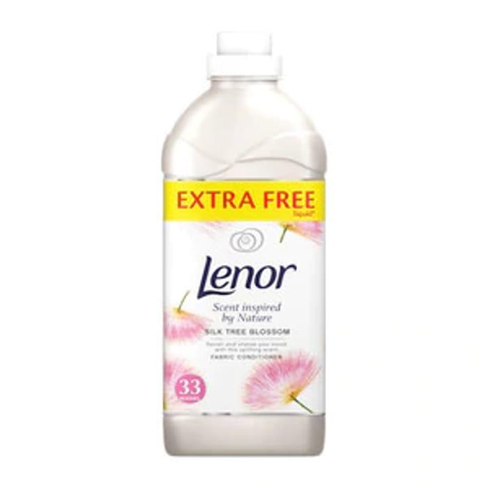 Lenor Nature Silk Blossom 1155ml 33 Wash