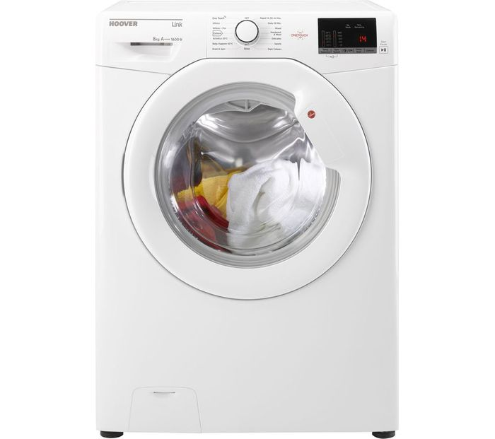 *SAVE £100* HOOVER NFC Smart 8 Kg 1600 Spin Washing Machine