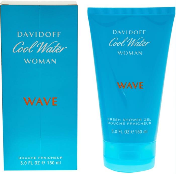 DAVIDOFF Cool Water Wave Shower Gel 150ml