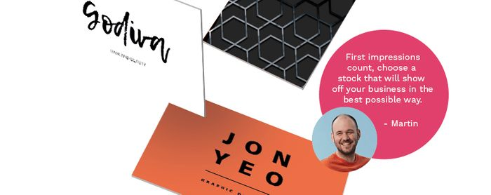 Free Business Card Sample S
