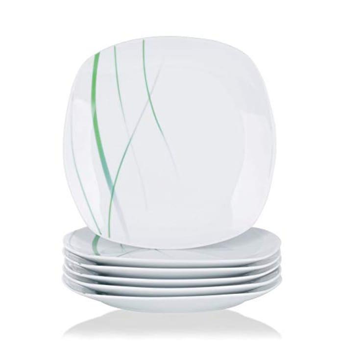 VEWEET 'Aviva' 6-Piece Dessert Plate