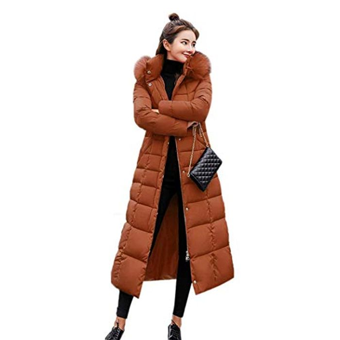 Women's down Coats at Amazon Only £30