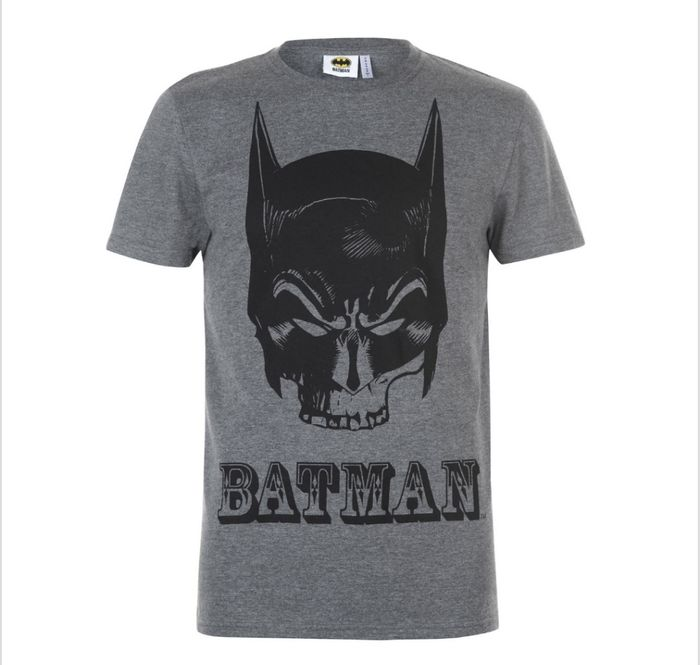 Men's Batman T Shirt On Sale From £12 to £4