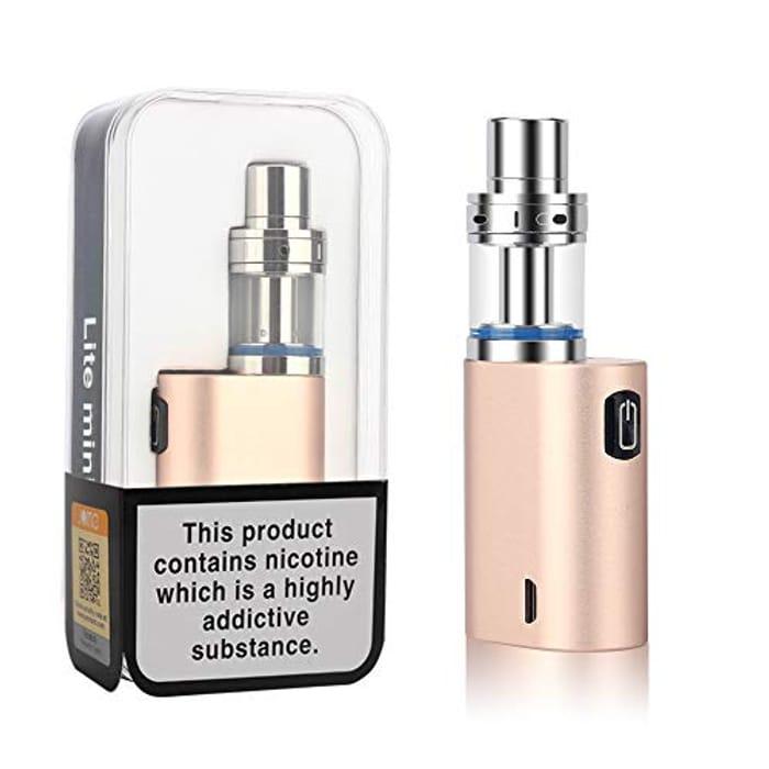 E Cigarette, JOMO TECH Electronic Cigarette Starter Kit