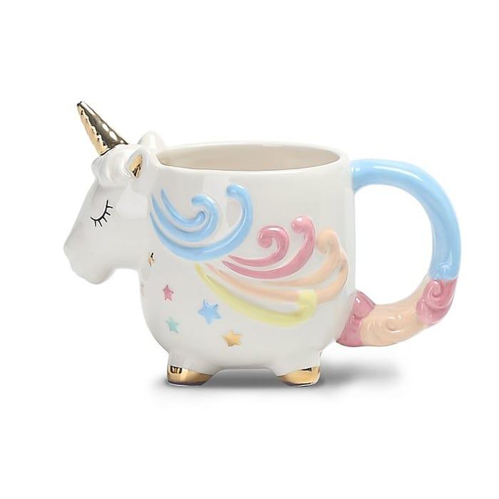 Unicorn Mug - FREE Click & Collect at Your Local Asda